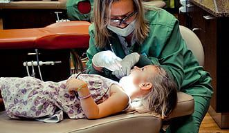 Inhalation sedation or sleep dentistry