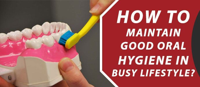 Good Oral Hygine