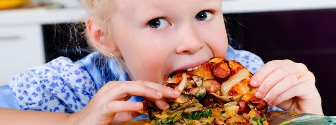 5 Food Items Which Children Should Avoid